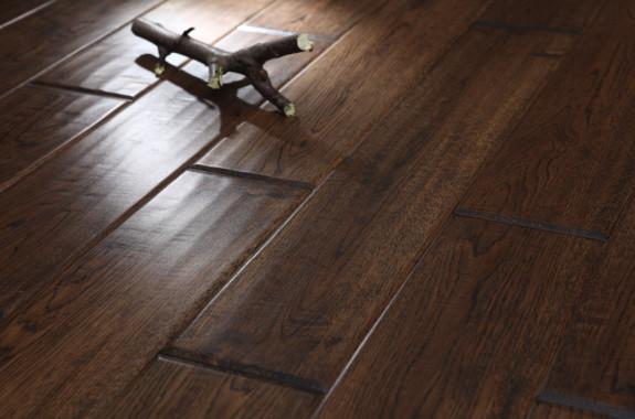 橡木_木地板