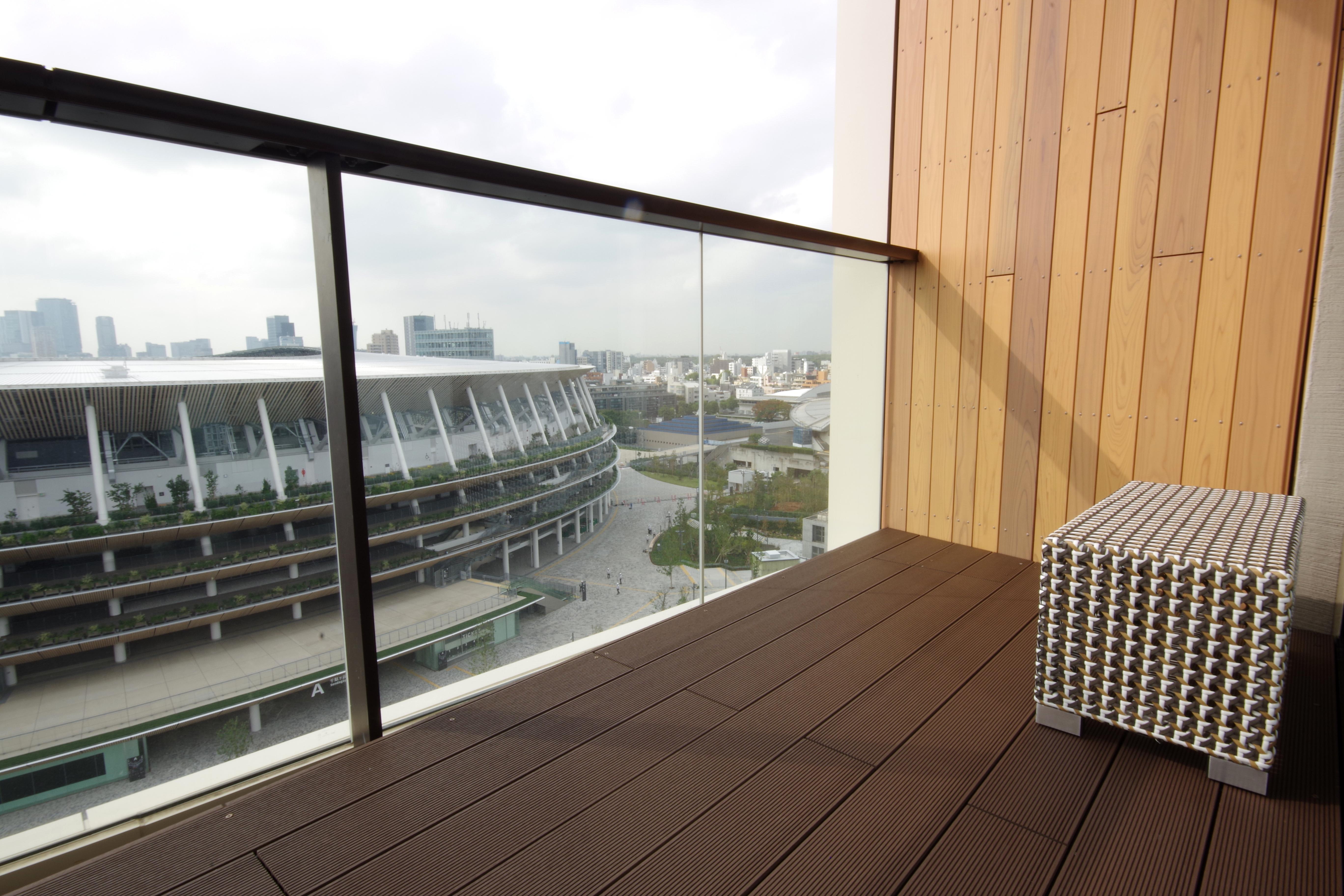 三井ガーデンホテル神宮外苑の杜 屋上画像
